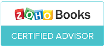 Zoho Books Advisor Badge